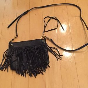 Rebecca Minkoff mini fringe purse